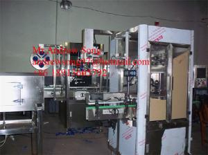 China Steam heat bottle label shrink oven/steam tunnel /heat shirnk packaging on sale