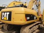 Excavador 2007 del CAT 320D de la mano de Japón Caterpillar segundo