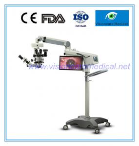 China FDA Marked Ophthalmic Operating Microscope for Retinal Vitreous Surgery with BIOM System on sale