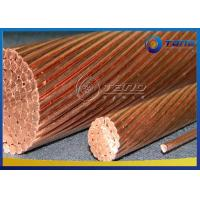 China High Reliability Soft Drawn Copper Wire For Overhead Transmission / Distribution on sale