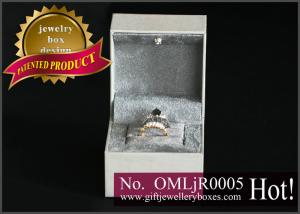 China OEM / ODM plastic rechargeable LED light music light box and beautiful white Musical Jewellery Boxes on sale