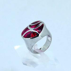 China stainless steel enamel ring LRX06 on sale