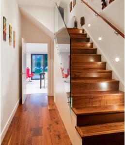 China American walnut wood stair tread covers on sale