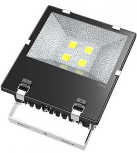China High Lumens 80w / 100w Commercial Led Flood Lights Long Lifespan For Parking on sale