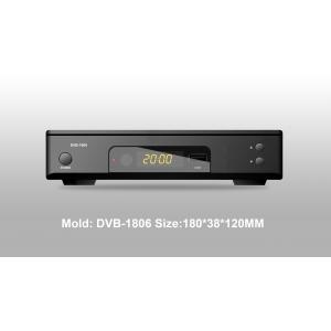 China ISDB-T Set-top box,Supports All ISDB-T Broadcast (1, 3, 13 segment), MPEG-1/MPEG-2/MPEG-4 on sale