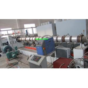 China Automatic Plastic XPS Foam Board Production Line , Width 600mm 900mm 1200mm on sale