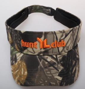 China Custom Camouflage caps,Real tree camo sun visor hats on sale