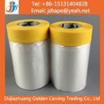 Rice Paper Taped Masking Film Tape