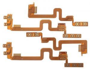 China High density Rigid Flex PCB Board FR4 Polyimide PCB with HASL , HAL on sale