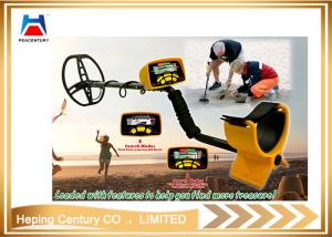 China Metal Detector with Pinpoint Function High Accuracy Gold Digger for Kids and Adults on sale