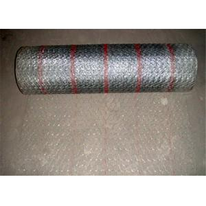 China Hexagonal Steel Stucco Wire Netting 36in x 150ft for 3 Coat stucco systems on sale