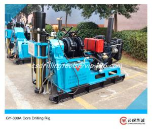 China GY-300A Core Drilling Rig on sale