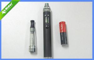 China Black Variable Voltage Ecig VW Stainless Steel For Quit Smoking on sale