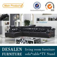 China A23#; Modern Genuine leather living room sofa,home furniture sofa on sale