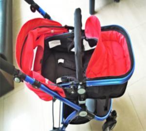 China Matt Extruded Aluminum Enclosure, Custom Aluminum Baby Strollers on sale