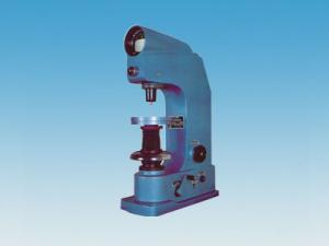 China Rockwell Hardness Gauge For Metal Material Brinell Hardness / Rockwell Hardness / Vickers on sale