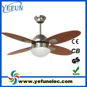 China Decorative Ceiling Fan YF42-4CL(SN) on sale