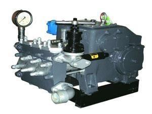 China Variable Flow Rates Diesel Mud Pump For Circulate Drilling Fluid Under High Pressure on sale