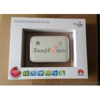 China Huawei E5730 3G Wifi Router 42M Portable 3G Wireless Router Power Bank on sale