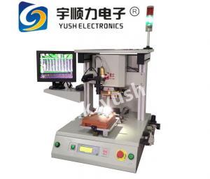 China smt pcb/fpc hot bar solder welding machine/desktop heating equipment on sale