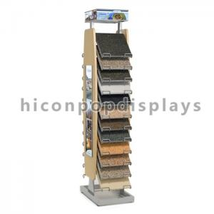 China Tiles Retail Display Shelving , Product Display Stands Customized on sale