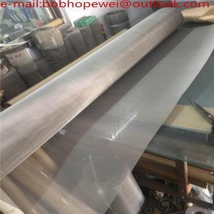 China Titanium Mesh Supplier,Ti Wire Mesh/150 mesh , 0.06mm wire diameter black ti weave wire mesh on sale