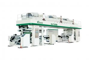 China Reliable Baojun Gold Supplier High Quality roll Aluminum Foil Laminating Machine price on sale