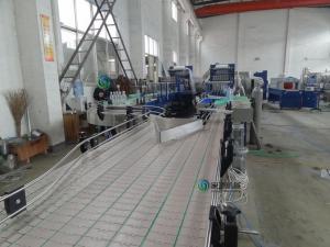 China 15Kw Auto Shrink Wrapping Machine , Round Bottle Wrap Around Packer on sale