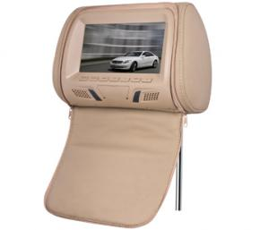China Oem 7 Inch In Car DVD Headrest Monitor From China Exporters on sale