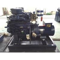 China Low Noise Diesel Marine Engines ,16KW Power Generator Set For Carrier on sale