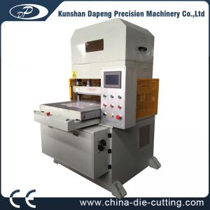 China EVA Foam/ sponge/felt Kiss Cut Die Cutting Machine on sale