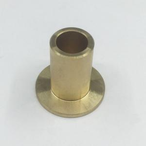 China Anti Rust Brass Precision Turned Components , CNC Turning Parts For Agriculture on sale