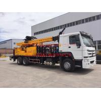 Rotary borehole drilling rig , 600m drilling capacity well drilling machines JKCS600