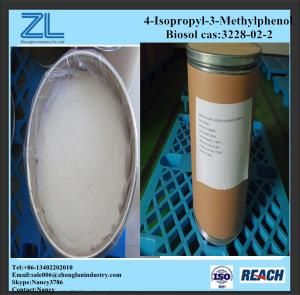 China Professional  Cosmetic Raw Materials 4-Isopropyl-3-Methylphenol high purity for eye shadow on sale
