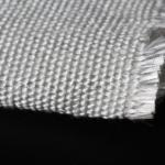 M30 Fiberglass Fabric Cloth With SS Wire Inserts , High Temperature Resistant Fabric