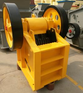 China Easy Operation Installation Mining Ore Jaw Crusher/Mineral Process Equipment on sale