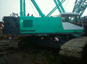 China Sumitomo  used crawler crane 150 ton on sale