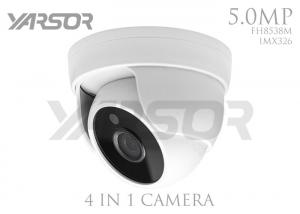 China Sony COMS Sensor 4 In 1 Dome Camera Low Illumination 5MP Surveillance Camera on sale