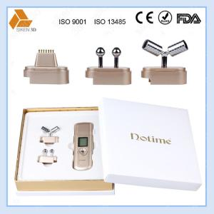 China Electrotherapy Skin Tightening Machine Facial Treatment PC / ABS Material on sale