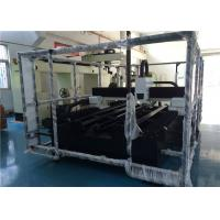 China Low Power Consumption Fiber Laser Pipe Cutting Machine for SS / CS on sale