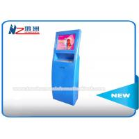 Debit Card Instant Ticket Vending Machines In Railways Station With Custom Logo