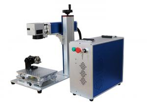 Quality 500X300mm Cutting Size CO2 Laser Cutting Engraving Machine With 50W Reci Laser Tube for sale