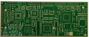 China Custom FR4 Printed Circuits Boards, Double Side PCB For Led 1.6mm ROSH 2 Layer PCB Board on sale