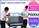 P60(6) Intelligent Color Matching Light Box For Textile , TILO Colour Matching Cabinet
