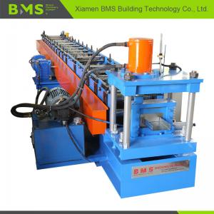 China Durable C Purlin Forming Machine For 1.5-3.0mm Thickness Building Material Making on sale