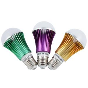 China Indoor cree 8w e27 / e14 LED globe Light Bulb Warm White 2700 - 3000K for recessed lighting on sale