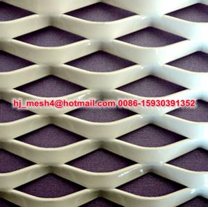 China Good Design Aluminum Expanded Mesh on sale
