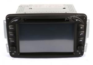 China Touch Screen Central Multimidia GPS System , gps car navigation system on sale