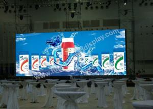 China High Defination Advertising LED Displays No Flicker 200mm*100mm on sale