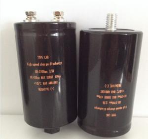 China 420v2700uf atc capacitor bulk capacitor avx capacitor samsung capacitor on sale